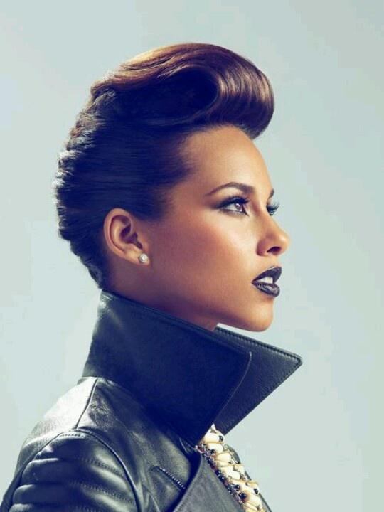 Alicia Keys - amazing styling