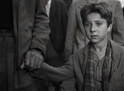 A Screen Shot of the movie Bicycle Thieves - Italian Neorealism