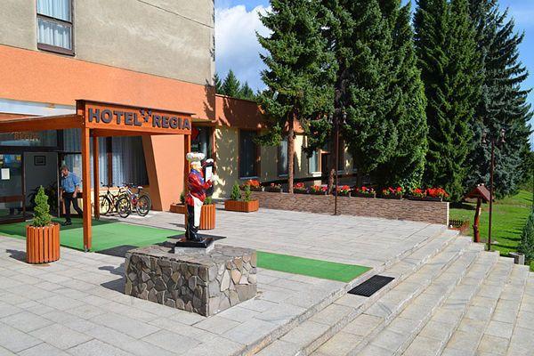 Hotel Regia Nové - Slovensko - ilustrativní foto