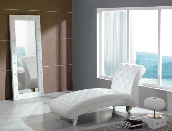 24 Modeles De Meridienne Design Chic Pour Votre Maison Mobilier De Salon Chambre Luxe Lit Moderne
