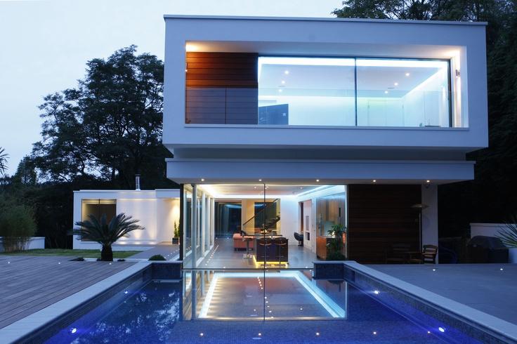 White Lodge, Surrey #architecture