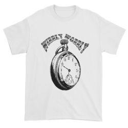 Wibbly Wobbly Short sleeve t-shirt!