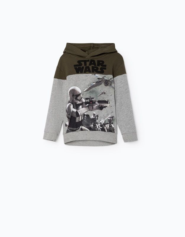 Lefties - sudadera star wars - 0-505 - 01053725-V2017