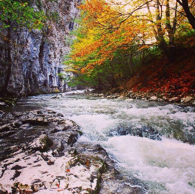Bigar water fall, Romania