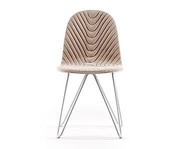 """Krzesło pikowane w jodełkę """"Mannequin"""""""