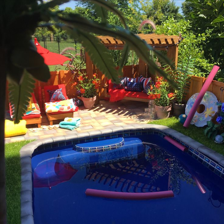 19 Best Doll Swimming Pool Images On Pinterest Pools