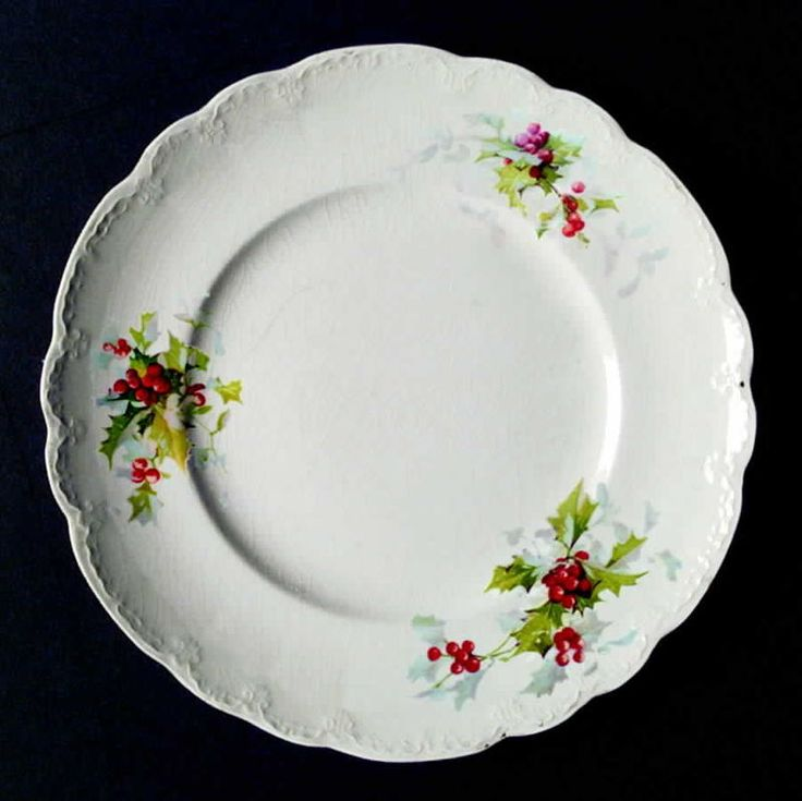 Popular China Patterns Part - 24: Oldest Christmas China, Most Popular Christmas China