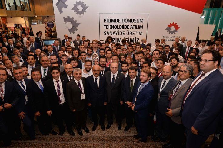 Arzu MİLDAN-İstanbul - 2. MMG Ar-Ge İnovasyon Zirvesi ve Sergisi, Türkiye'nin dört bir yanından üniversiteler, teknoparklar, kalkınma ajansları ve  Yakamoz Yakut culture and arts news