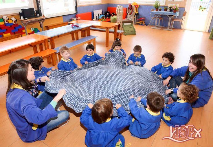 P2 #BabygardenISP realiza actividades semanalmente relacionadas con la #MúsicaISP.  Estas clases se imparten en inglés.#plurilingüismoISP