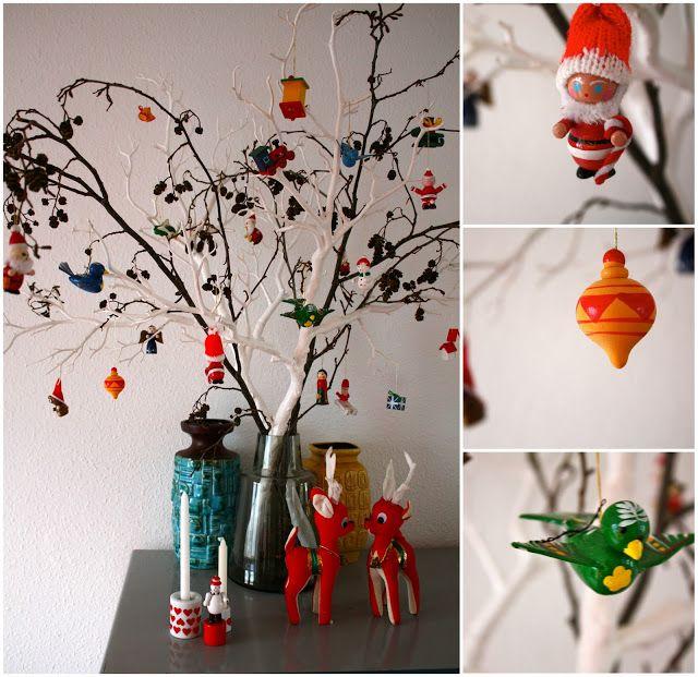 114 best Christmas decorations images on Pinterest Christmas - deko für küche