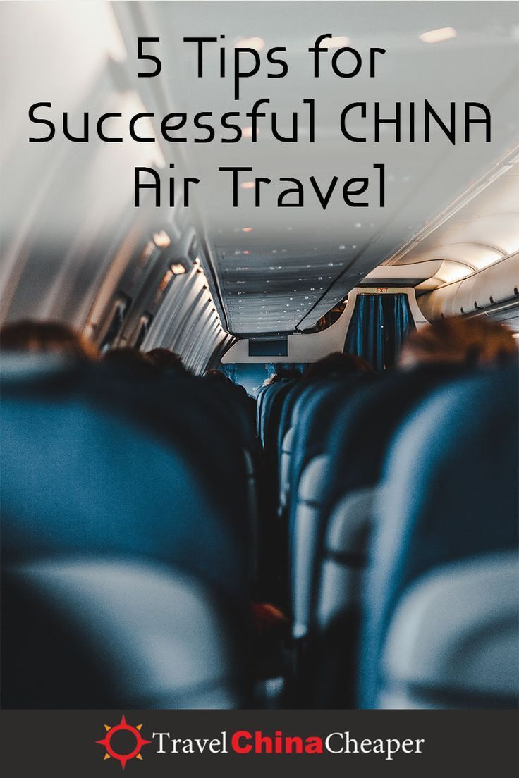 What to Expect on a Chinese Airline - 2019 Traveler's Guide