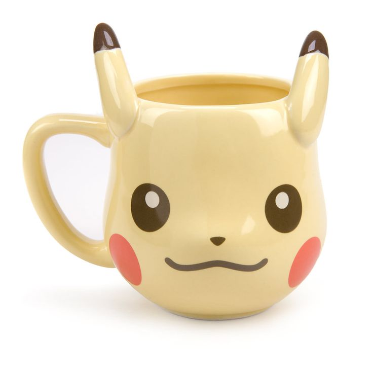 I want ALL the pokemon mugs :o