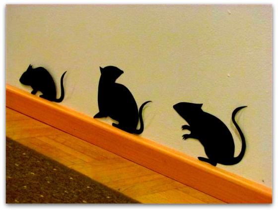 Vilistäviä rottia | Juhlamielellä