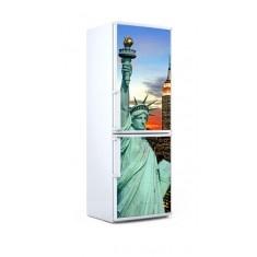 Cambia la decoración de tu cocina con nuestros vinilos decorativos de Nueva York. Baratos y fáciles de colocar.