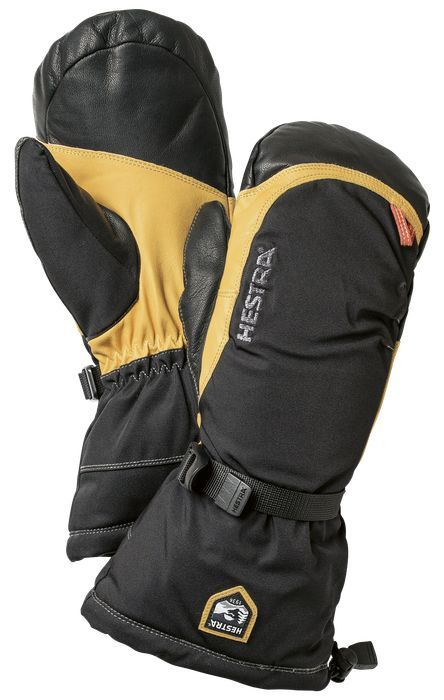 Hestra Gloves Army Leather Expedition Mitt