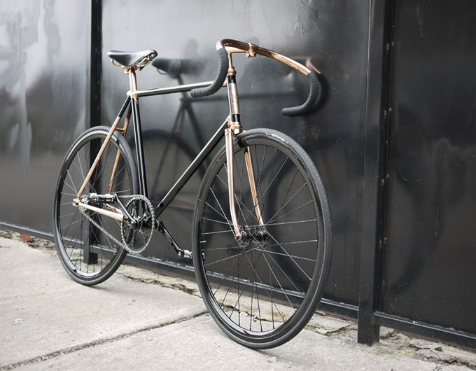 I'll just add it to the list of all the lovely bikes I can't afford. by Detroit Bicycle Company