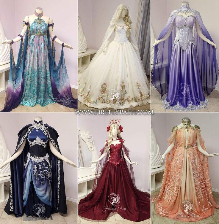 Fantasy Kleidung