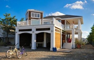 The Sunset House weekly rental near Ocean City, MD #ocmd