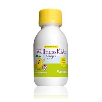 #Omega 3 pro děti WellnessKids  www.ori24.cz