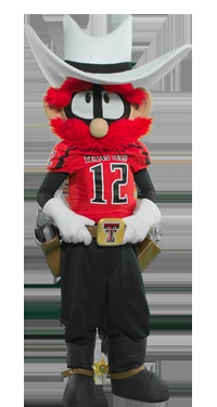 Raider Red, Texas Tech standing ready