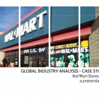 Sam's Clubs GLOBAL INDUSTRY ANALYSIS - CASE STUDY Wal*Mart Stores, Inc. a presentation p 1   Sam Walton Founder of Wal*Mart Stores, , Inc. Performance of. http://slidehot.com/resources/case-study-of-wal-mart-store-inc.10314/