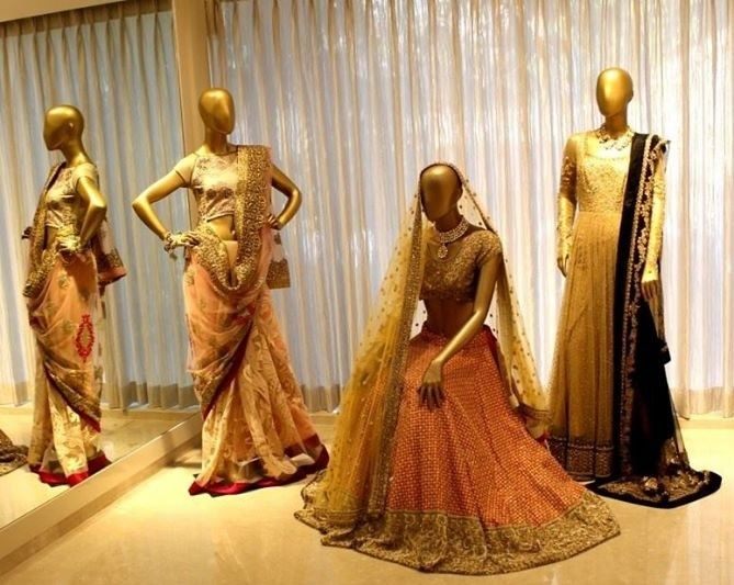 Wedding Shopping Store in Mumbai A known multi designer boutique, AZA have many branches in Mumbai catering to areas like Juhu, Bandra And Almount Road. With three branches situated in Delhi, the boutique showcases a range of man and woman clothes mainly the occasion wear. The store even showcases the collection of many famous designers like Anamika Khanna, Rohit Bahl, SabyaSachi, Neeta Lulla and many others. If you are designer conscious, hit this store and you get to choose from many for…