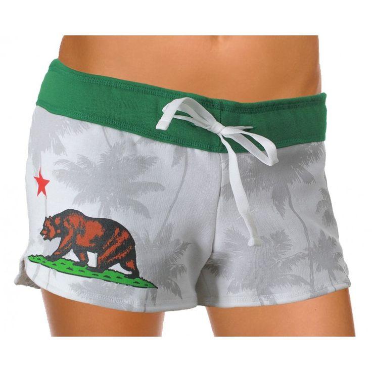 California Fleece Shorts