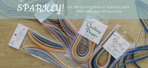 Quilling supplies and idea's.