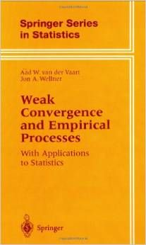 Weak Convergence and Empirical Processes /  AW van der Vaart, Jon Wellner