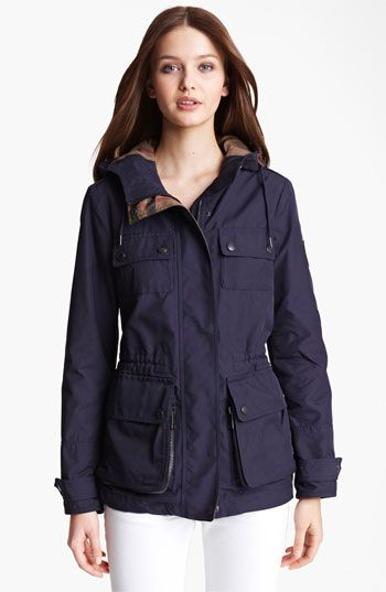 Burberry Brit 'Whetstone' Jacket available at #Nordstrom