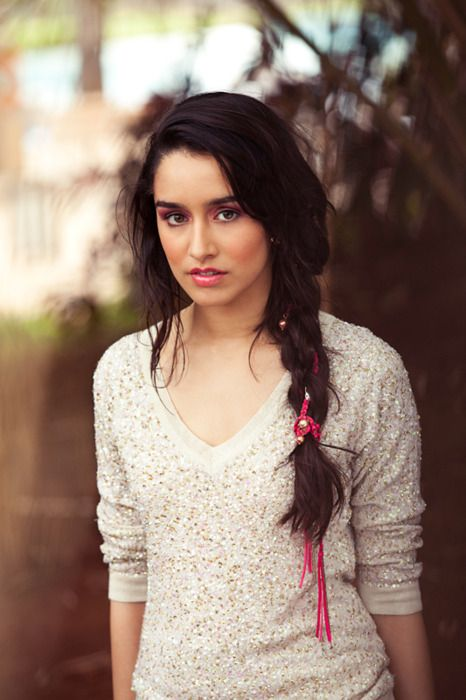 Shraddha Kapoor/ Actor/ India Follow me on Pintrest my name is Coco Khan