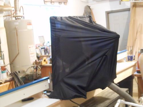 Miter Saw Dust Bag