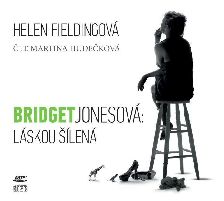 Helen Fieldingová – Bridget Jonesová: Láskou šílená (recenzia audioknihy)