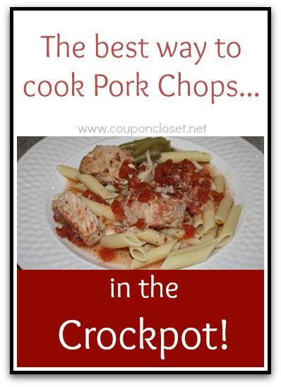 Pork Chop Recipes on Pinterest | Pork, Crock pot pork chops and Spice ...