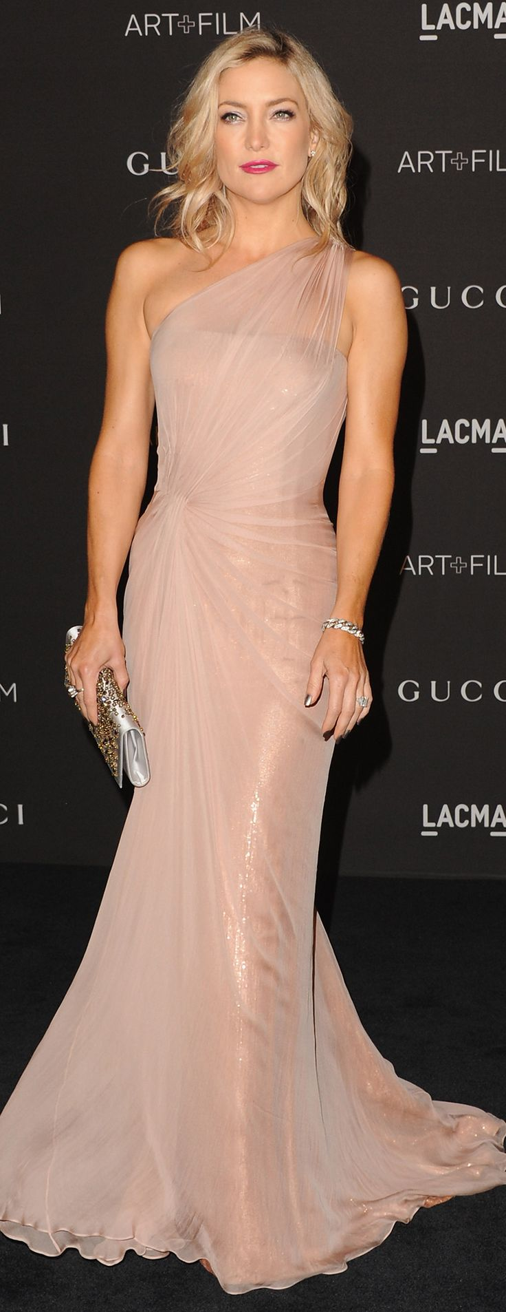 Kate Hudson in Gucci Premiere | She actually has the best red carpet style