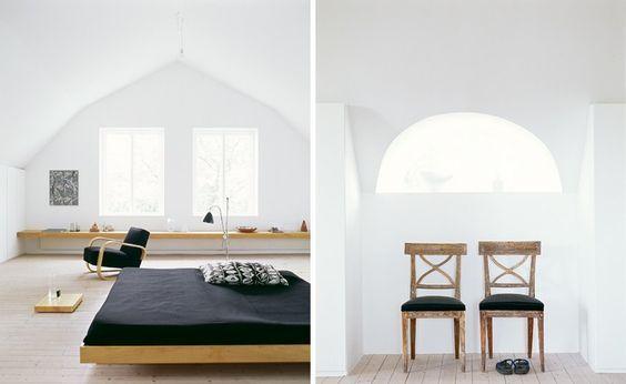 Look inside - A designers minimalist home - Visite privée - intérieur minimaliste