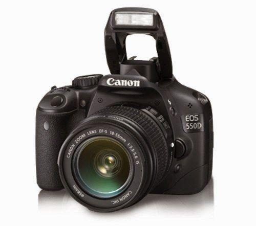 BuyCameraDSLR.com | Canon EOS 550D (European EOS Rebel T2i) 18 MP CMOS APS-C Digital SLR Camera with 3.0-Inch LCD and EF-S 18-55mm f/3.5-5.6 IS Lens | Buy Digital SLR Camera
