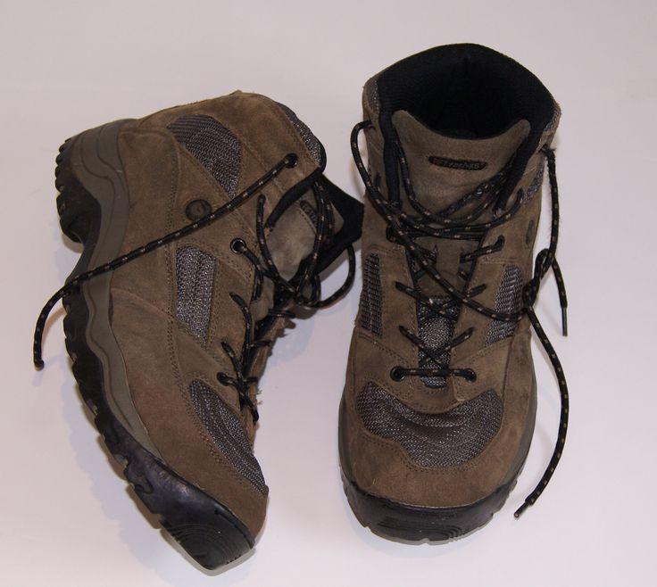 Hi-Tec hiking boots. Wharton 2 50 peaks mens boots.