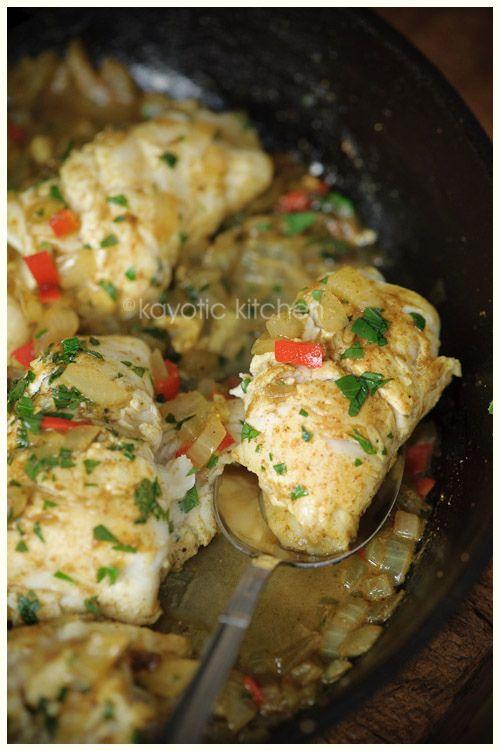 Surinamese Fish Masala