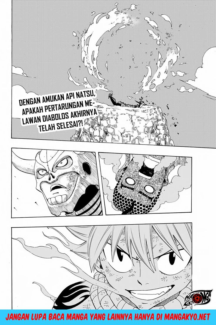 KOMIK Fairy Tail 100 Years Quest Chapter 16 Halaman 3