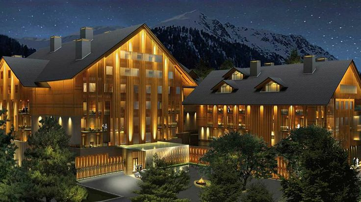 The Chedi Andermatt Hotel - Andermatt - Switzerland