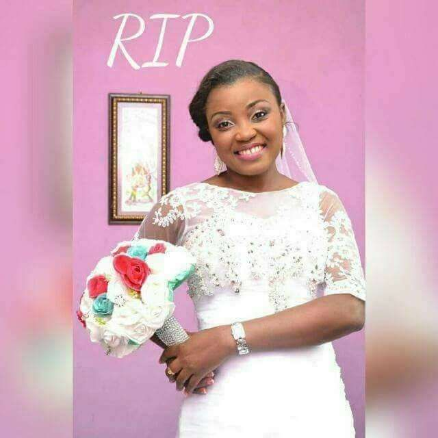 So Sad!!! How This Beautiful Woman Died At Childbirth After Refusing Blood Transfusion   The woman Peace Euodia who was said to be a staunch Jehovah Witness faithful refused the blood transfusion even after doctors told her it was the only thing that could save her life because her faith forbids that medical procedure.  According to Ossai Ovie Success a media aide to the Delta State governor who posted the sad incident on his Facebook wall the doctors had insisted on transferring blood into…