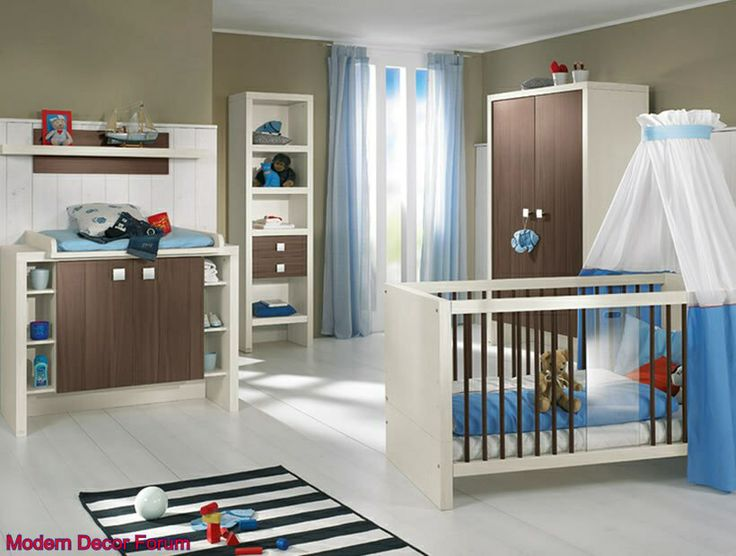 Beautiful boy nursery