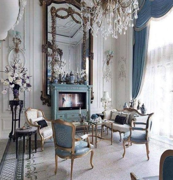 11 Excellent French Interior Designs That Are Worth Seeing | My Home Design