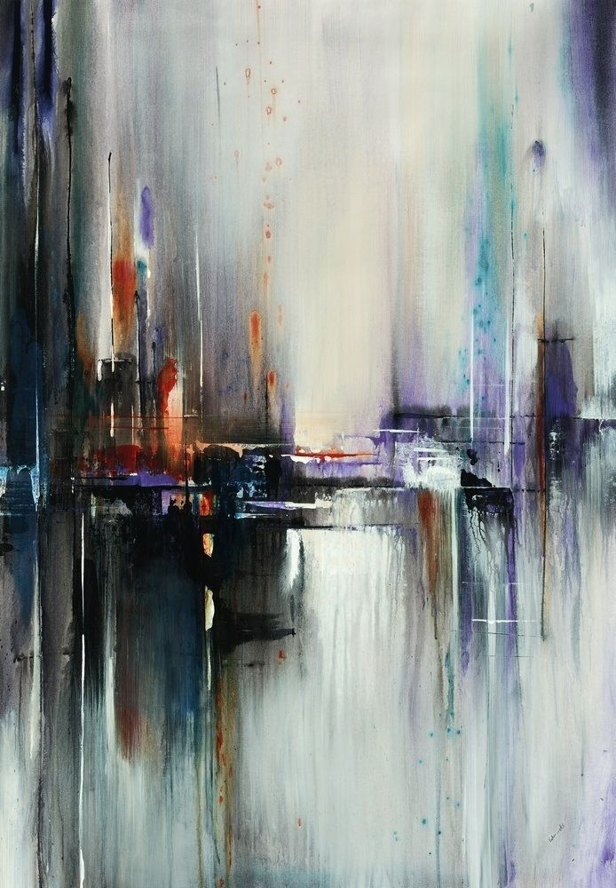 Outstretched Abstract Painting Abstract Art Painting Contemporary Abstract Art
