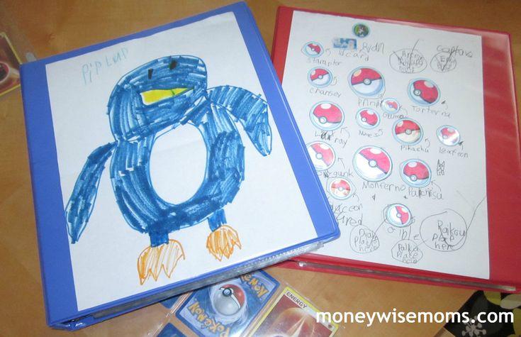 Pokemon Binder Gift