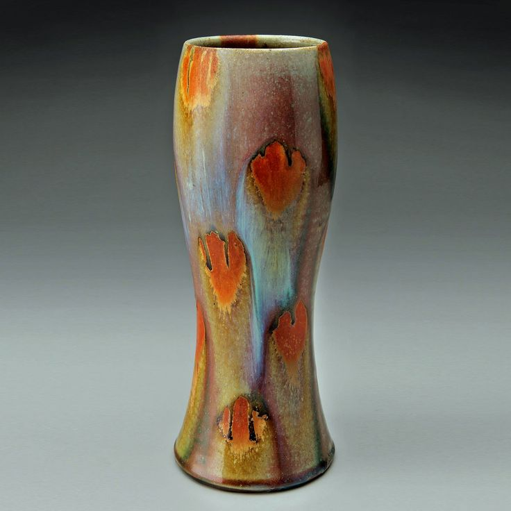 Fire Clay Rock : Michael schael of rock eagle pottery one the eight