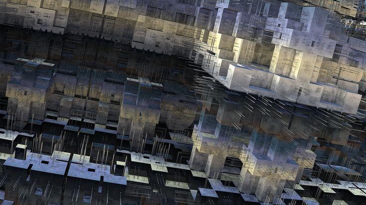 背景, 産業, 建物, レンダリング, 3 D, 業界, 建設, アーキテクチャ, 近代的な