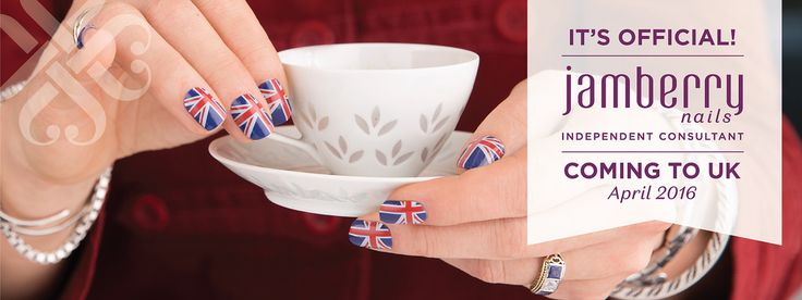 Hello, UK!! Welcome to Jamberry!