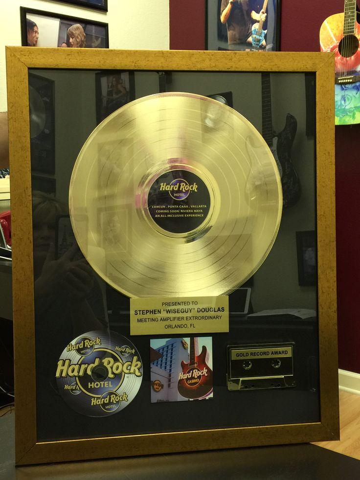 how to make a platinum record